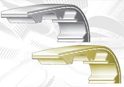 isoran silver gold img - Зубчатые ремни