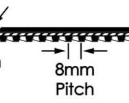 risunok1 3 - Шевронные зубчатые ремни — SylentSync (Goodyear Eagle Pd NRG)