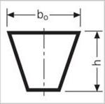 risunok1 - Клиновые ремни — POWERSPAN CL